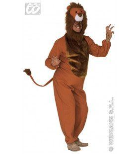 Luxe Leeuw Kostuum Man