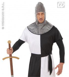 Kap Middeleeuwse Strijder Metalic, Volwassen