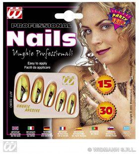 Nagels Goud Metallic