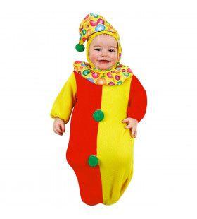 Aandoenlijke Clown, Baby Kostuum