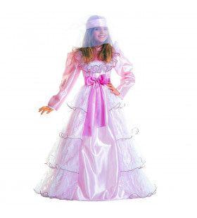 Gran Gala Lady Meisje Prinses Sandra Kostuum
