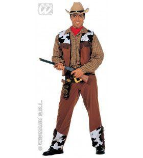 Western Cow-Boy Lone Rider Kostuum Man