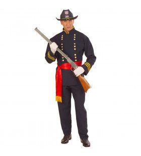 Generaal Cavalerie Kostuum Man