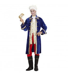 Giacomo Casanova, Fluweel Kostuum Man
