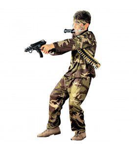 Amerikaanse Special Force Kostuum Jongen