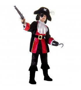 Woeste Kapitein Haak Kind Kostuum Jongen