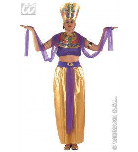 Cleopatra Belly Dancer Kostuum Vrouw