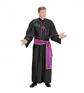 Kardinaal St Pieter Kostuum Man