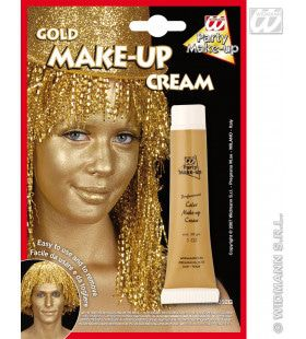 Tube Make-Up, Goud