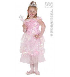 Prinses Roze 110 Cm Prinses Cuty Kostuum Baby Meisje