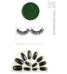 Make-Up Set Groen