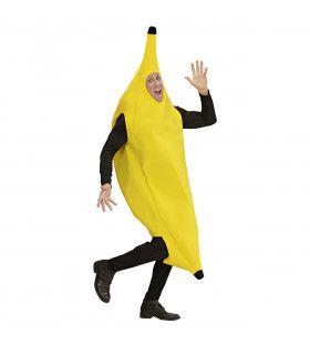 Grappige Banaan Volwassen, Kostuum Man
