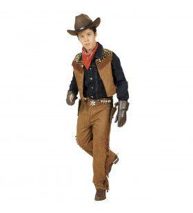 Cowboy Jongen Desperado Kostuum