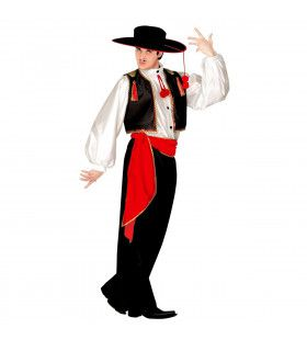 Flamenco Danser Mr Ole Kostuum Man