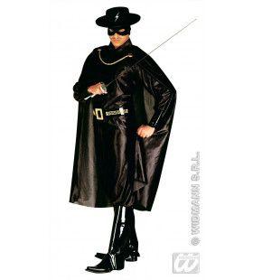 Zorro Bandolero Kostuum Man