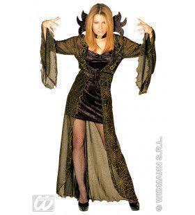 Lady Spiderella Kostuum Vrouw