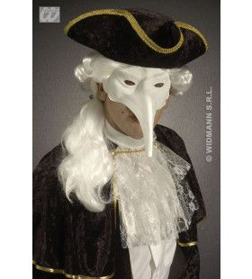 Beschilderbaar Venetie Masker