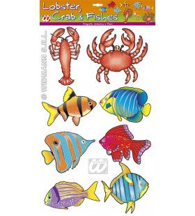 8 Decoraties Marine
