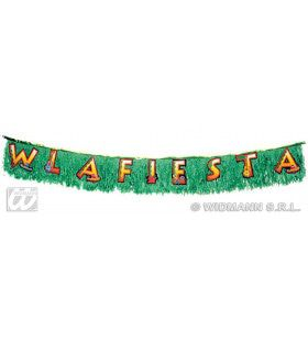 Feestslinger W La Fiesta, 1.50 Mtr