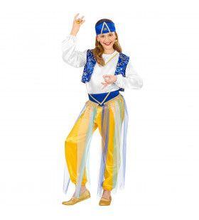 Arabische Prinses Meisje Compleet Kostuum