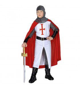 Tempelier Kruisvaarder, Jongen Kostuum