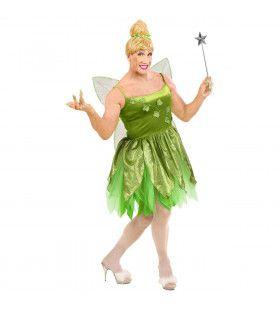 Mannelijke Bosfee Gay Fairy XL Kostuum