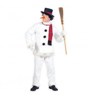 Eskimo Pluche Alice In Wonderland XL Kostuum Man