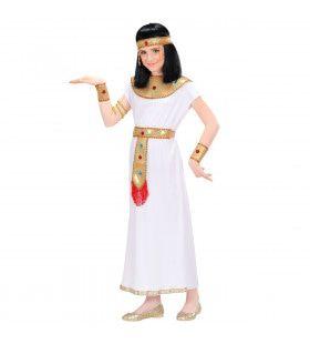 Egyptische Cleopatra Kind Kostuum Meisje