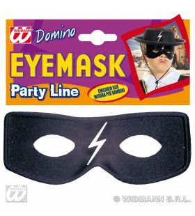 Oogmasker Zwarte Ruiter