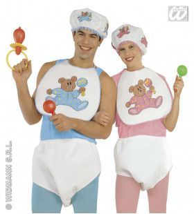 Baby Set Kostuum