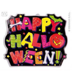 Wanddecoratie Happy Halloween