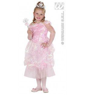 Prinses Roze Prinses Cuty Kostuum Meisje