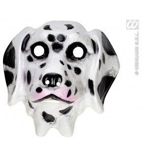 Plastic Kindermasker Dalmatier