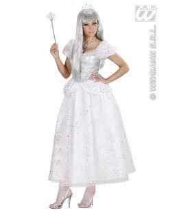 IJskoningin Polar Prinses Kostuum Vrouw