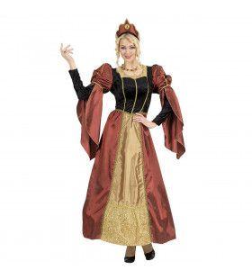 Koninklijke Prinses Palace Prinses Kostuum Vrouw