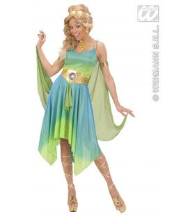 Griekse Godin Zodiac Kostuum Vrouw