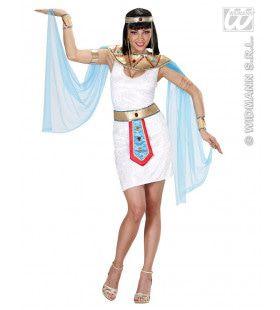 Egyptische Koningin Lady Of The Pyramids Kostuum Vrouw