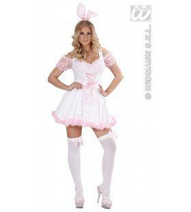 Spannend Bunny Meisje Kostuum Vrouw