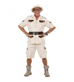 Safari Man Kostuum