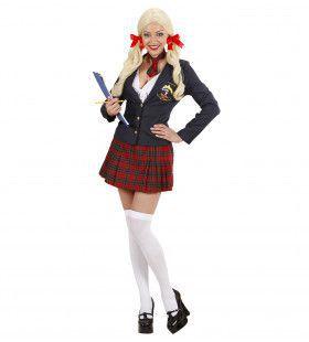College Meisje Kostuum Vrouw