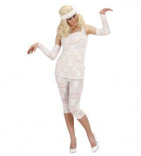 Mummie Meisje Kostuum Vrouw