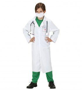 Dokter Kind Dr Surgeon Kostuum Kind