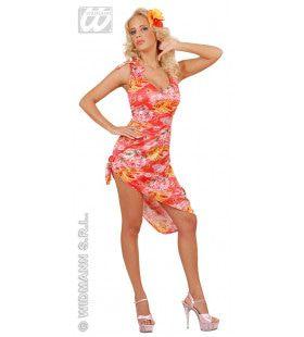 Hawaiiaanse Aloha Kostuum Vrouw
