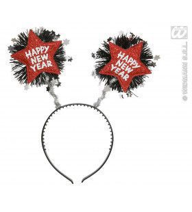 Bopper Happy New Year Rood