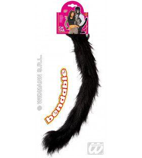 Pluche Kattenstaart, Zwart