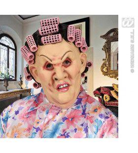 Masker Schoonmoeder Met Haar