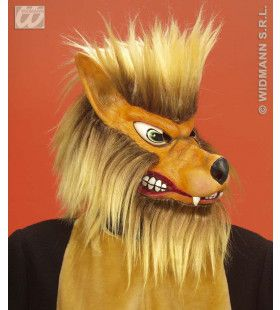 Masker Wolf Met Haar