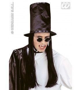 Hoge Hoed Dracula Met Haar