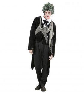Zombie Gentleman Kostuum