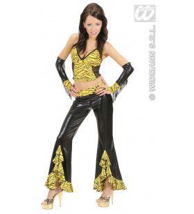 Broek Tijger Vrouw Kostuum